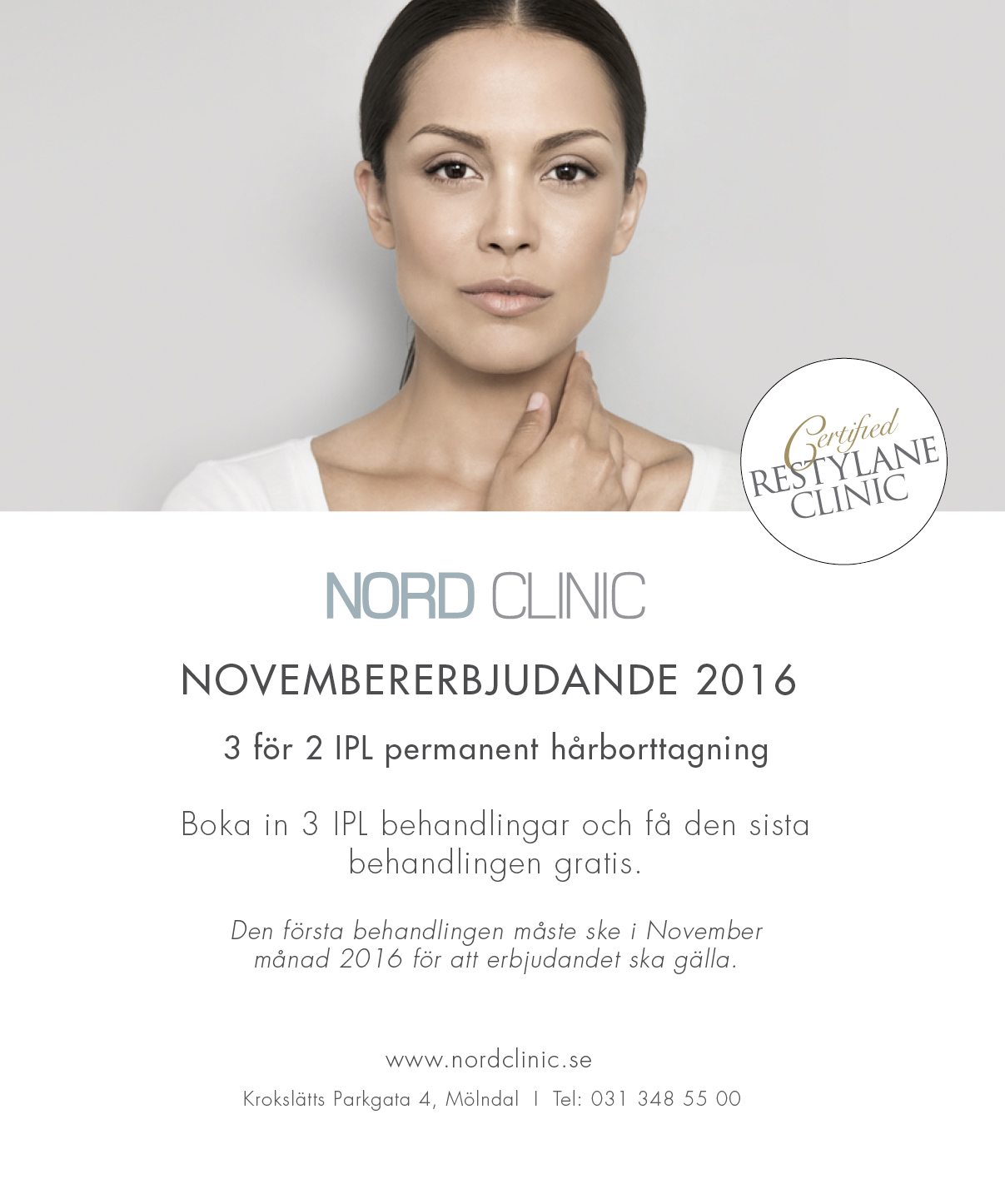 nord clinic mölndal